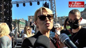 """Napoli Pride, Francesca Pascale: """"Ddl Zan? C'è una destra cieca, ipocrita e bigotta che non sa ascoltare, è lontana dal desiderio delle persone"""""""
