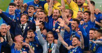 Le pagelle degli azzurri: il capolavoro di Mancini, Donnarumma-Bonucci da 9 e Chiellini è ancora un muro invalicabile