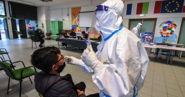 Coronavirus, i dati: 3.099 positivi e 44 morti in 24 ore. Tasso di positività all'1,1 per cento