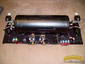 Air Bag Suspension Installation  Wiring and Plumbing  Lowrider Magazine