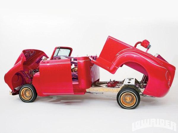510b98bb9e4ee 1950 Chevrolet Bomb Truck Lowrider Magazine