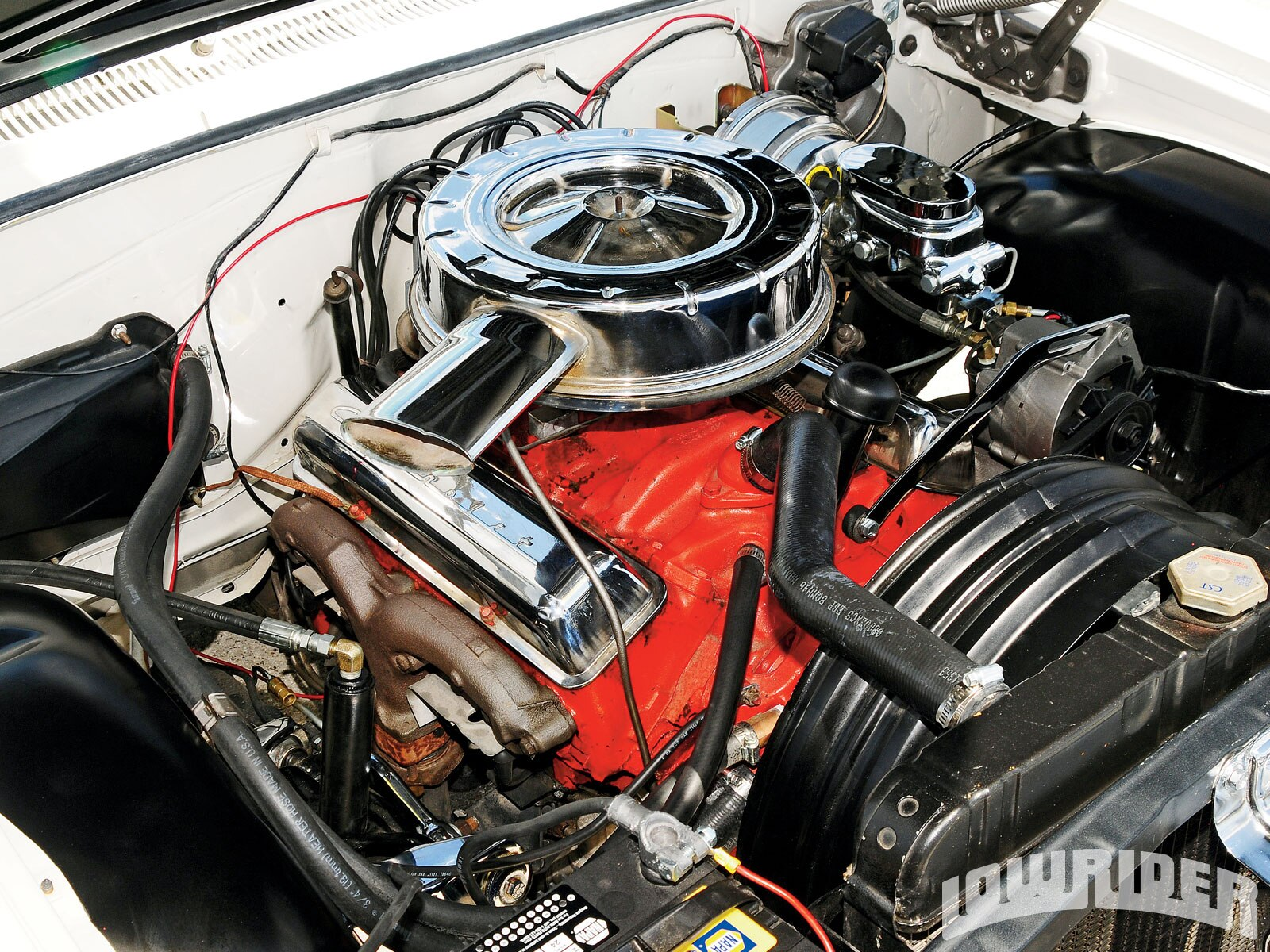 2007 Chevrolet Impala Engine Diagram 1964 Chevrolet Impala Convertible Lowrider Magazine