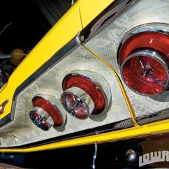 1963 Impala Tail Light Wiring Diagram Gigabit Switch Chevrolet Coupe Lowrider Magazine