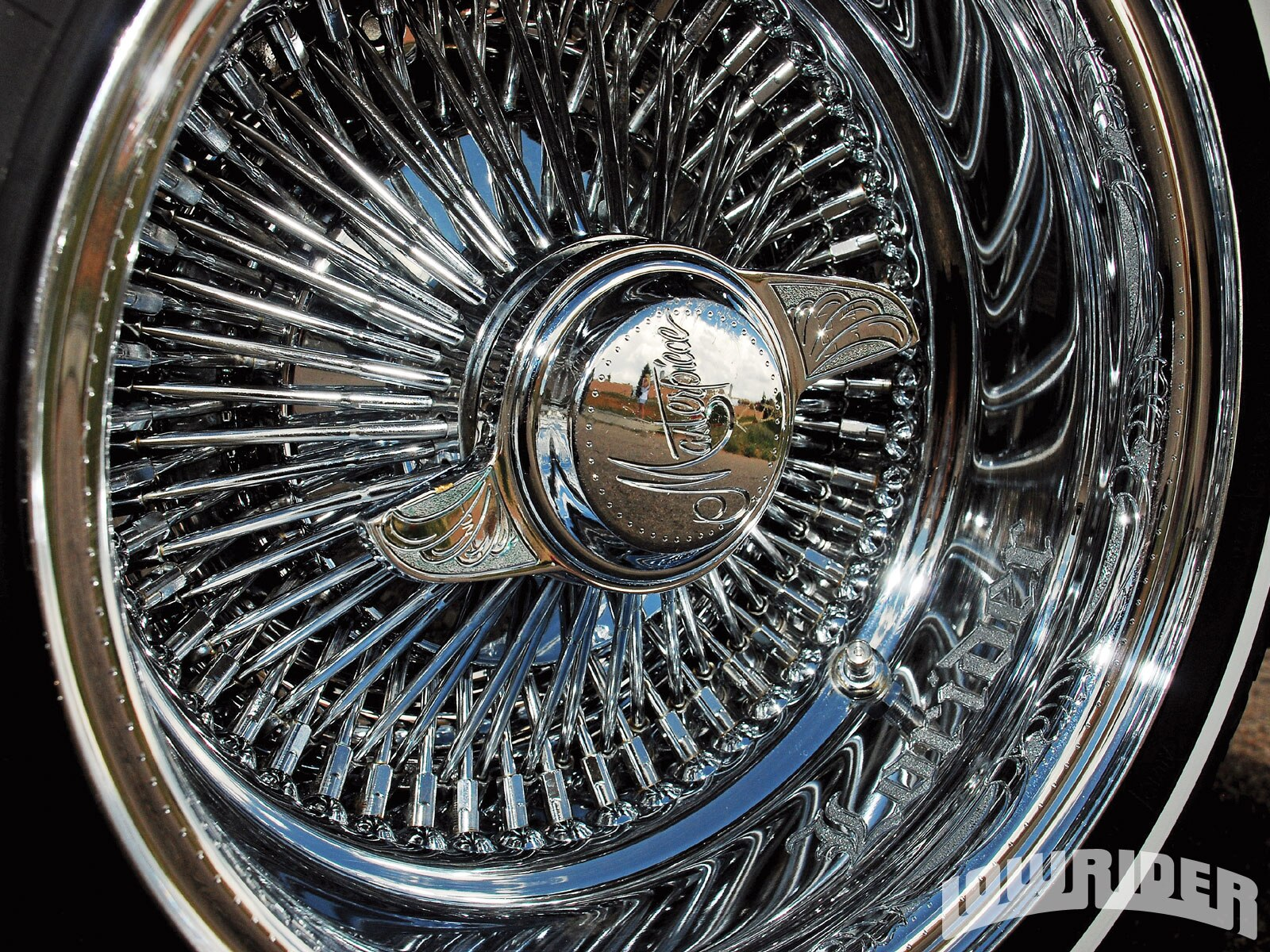 1984 Cadillac Coupe DeVille Lowrider Magazine