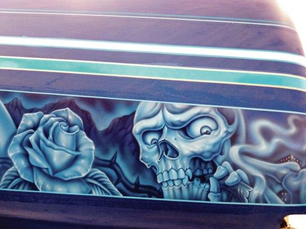 Lowrider Airbrush Art