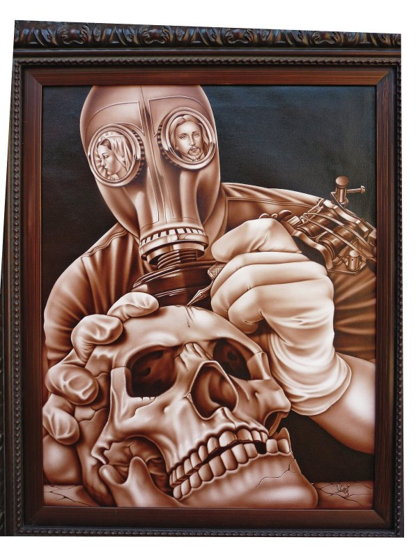 Sal Elias - Featured Artist Lowrider Arte Magazine