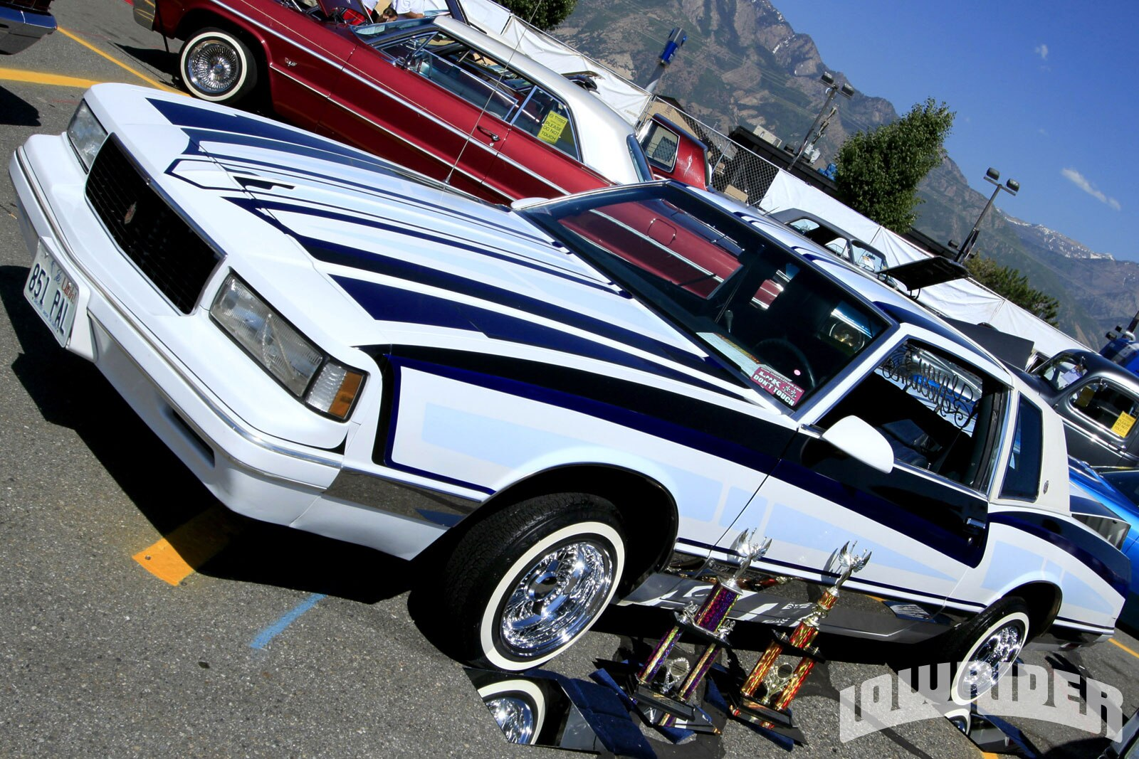Victor Tires Car Show 2017
