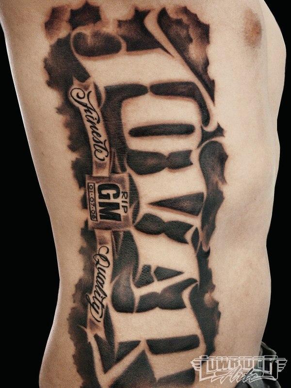 Fonzy Tattoo Artist