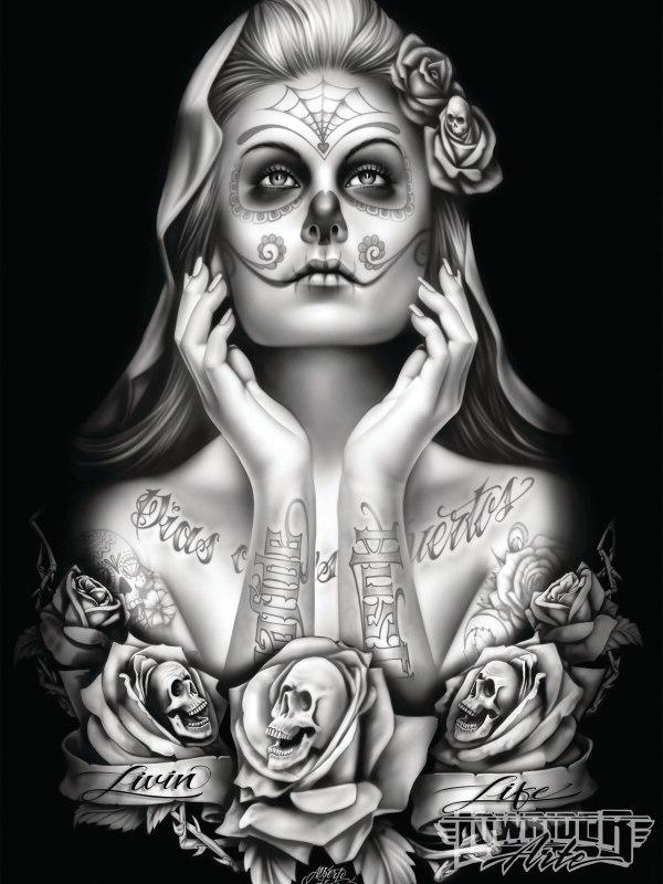 Alberto Herrera - Feature Artist Lowrider Arte Magazine