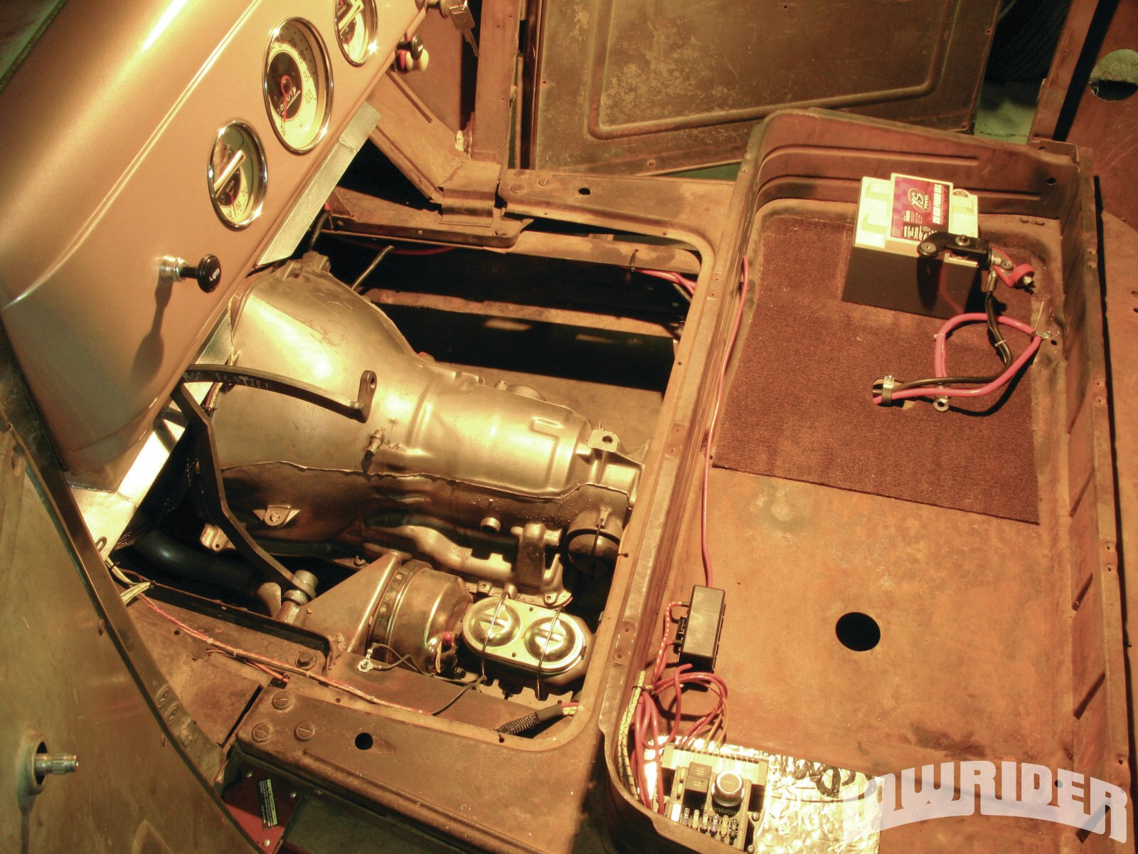 hight resolution of american autowire highway 15 nostalgia wiring kit electrical 101 modern spark in an old timey suit