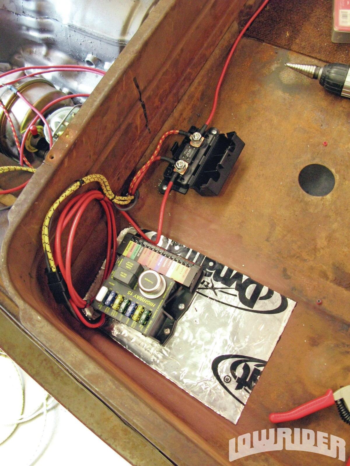 Ballast Resistor Wiring American Autowire Highway 15 Nostalgia Wiring Kit