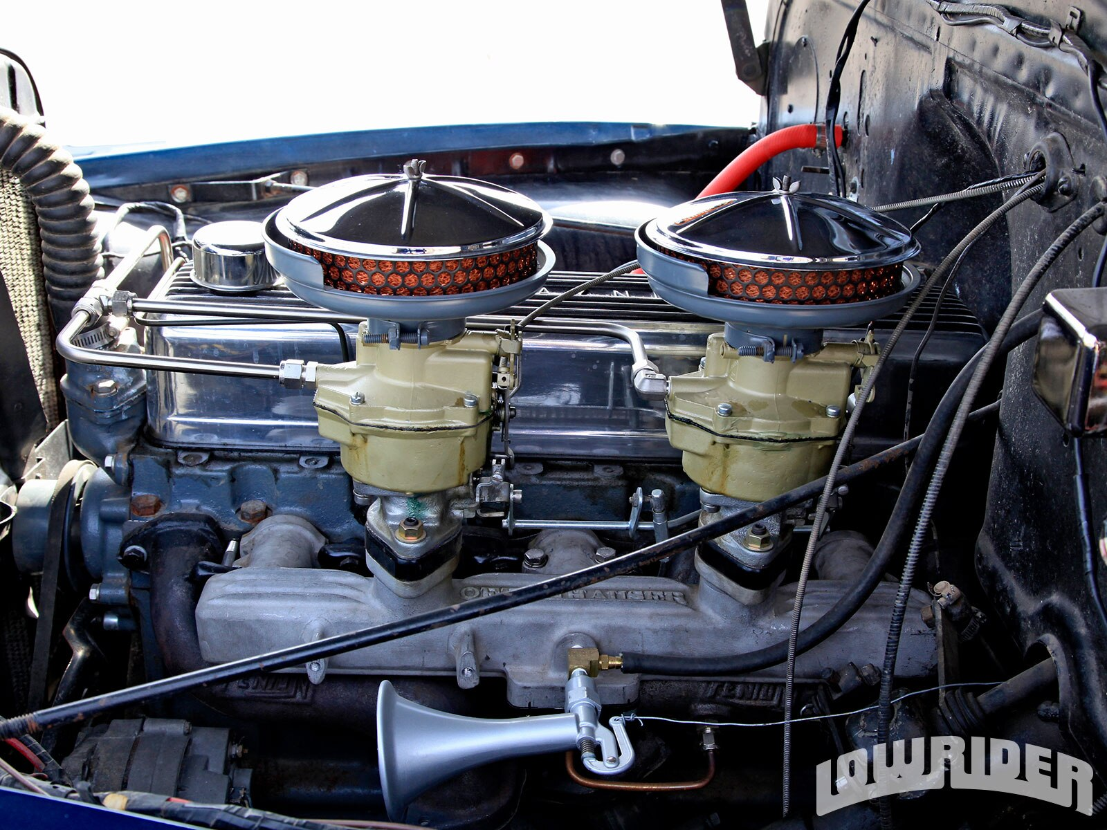 how to wolf whistle diagram ignition switch d ab aa 1949 chevy 3100 truck lowrider magazine