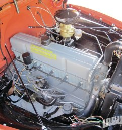 fuel pump to carb setup chevy message forum restoration and repair help [ 1600 x 1200 Pixel ]