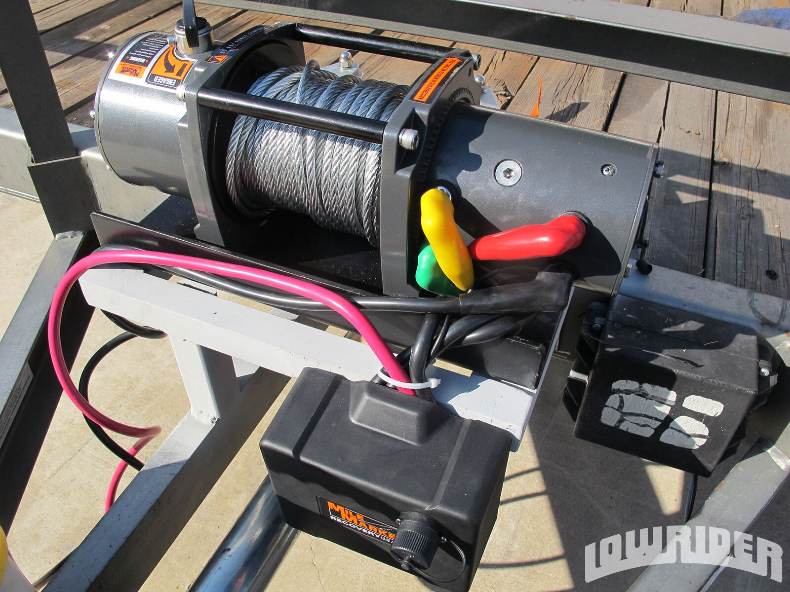 smittybilt winch solenoid wiring diagram contactor and overload single phase mile marker somurich