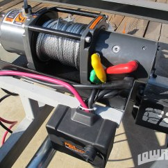 Mile Marker Winch Wiring Diagram Ford Mondeo Recovery Winches Lowrider Magazine