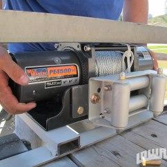 Mile Marker Winch Wiring Diagram Denso 12v Alternator Recovery Winches Lowrider Magazine