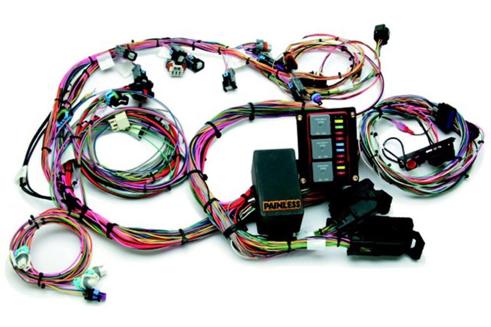 medium resolution of lowrider new products march 2014 painless performance ls harness promo