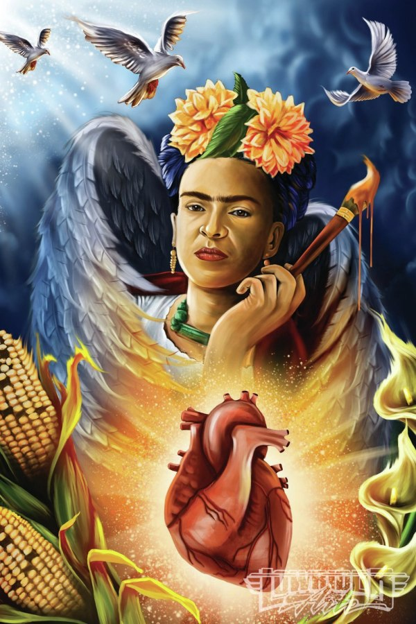 Frida Kahlo Famous Paintings and Meanings