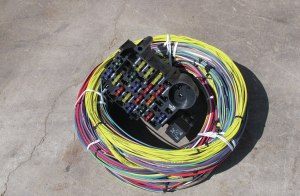 Painless 18 Circuit Wiring Harness  Wiring Solutions