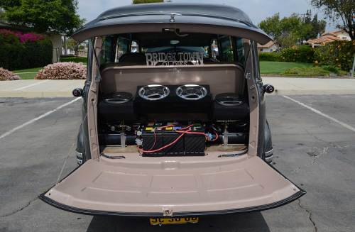 small resolution of 1948 chevrolet suburban sound system