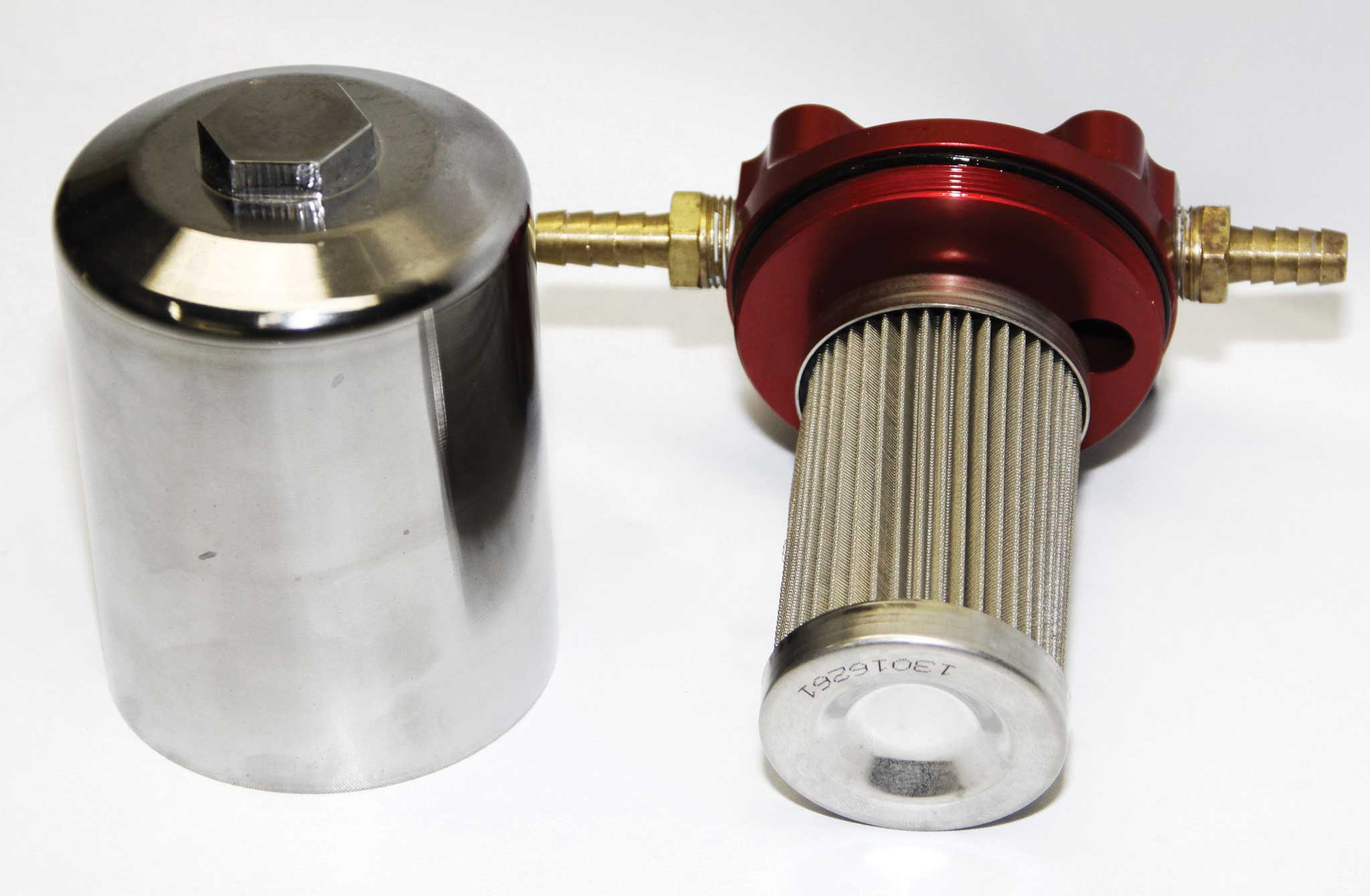 land rover discovery fuel filter