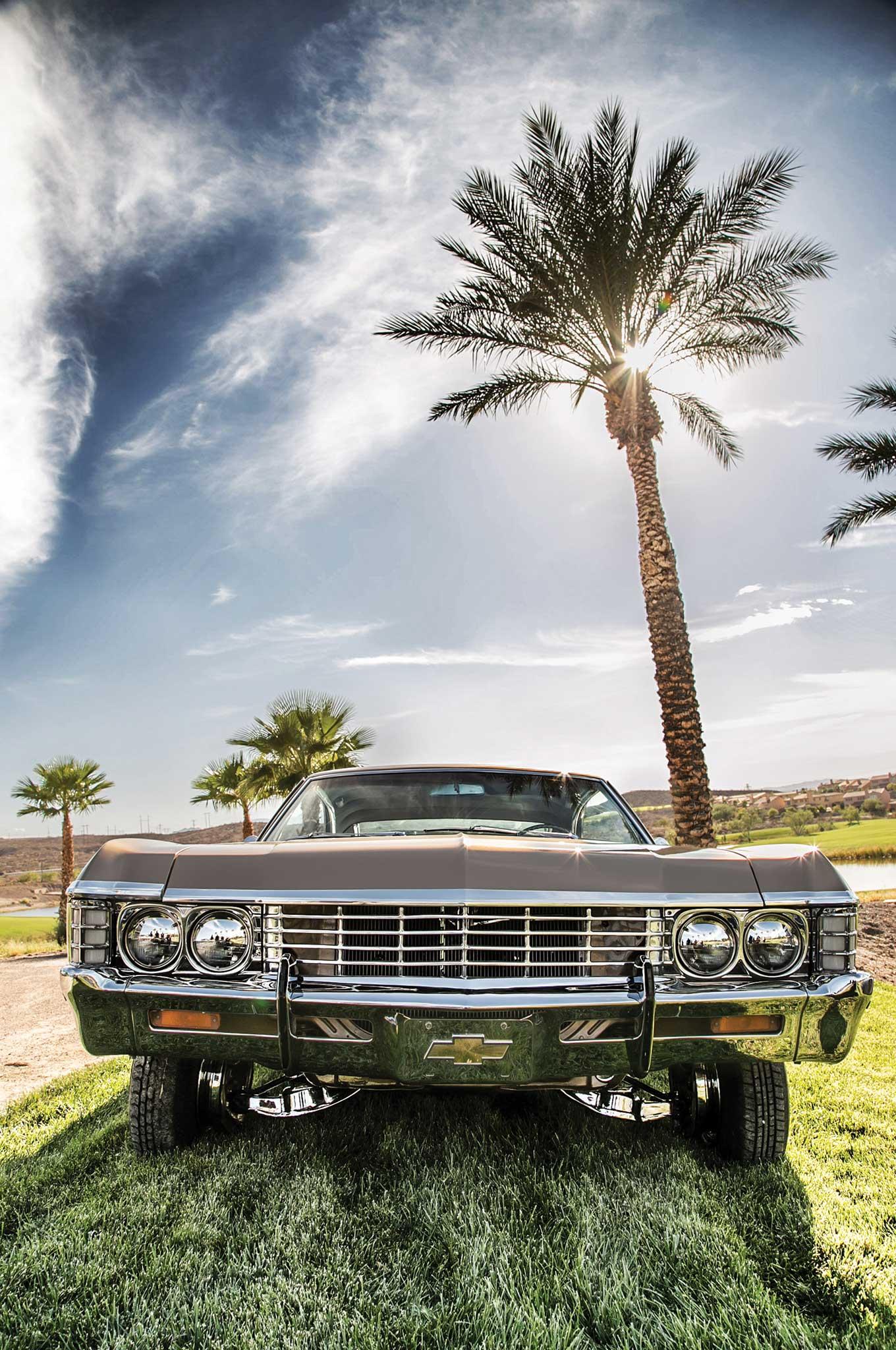 1967 Chevrolet Impala Cesars Palace Lowrider