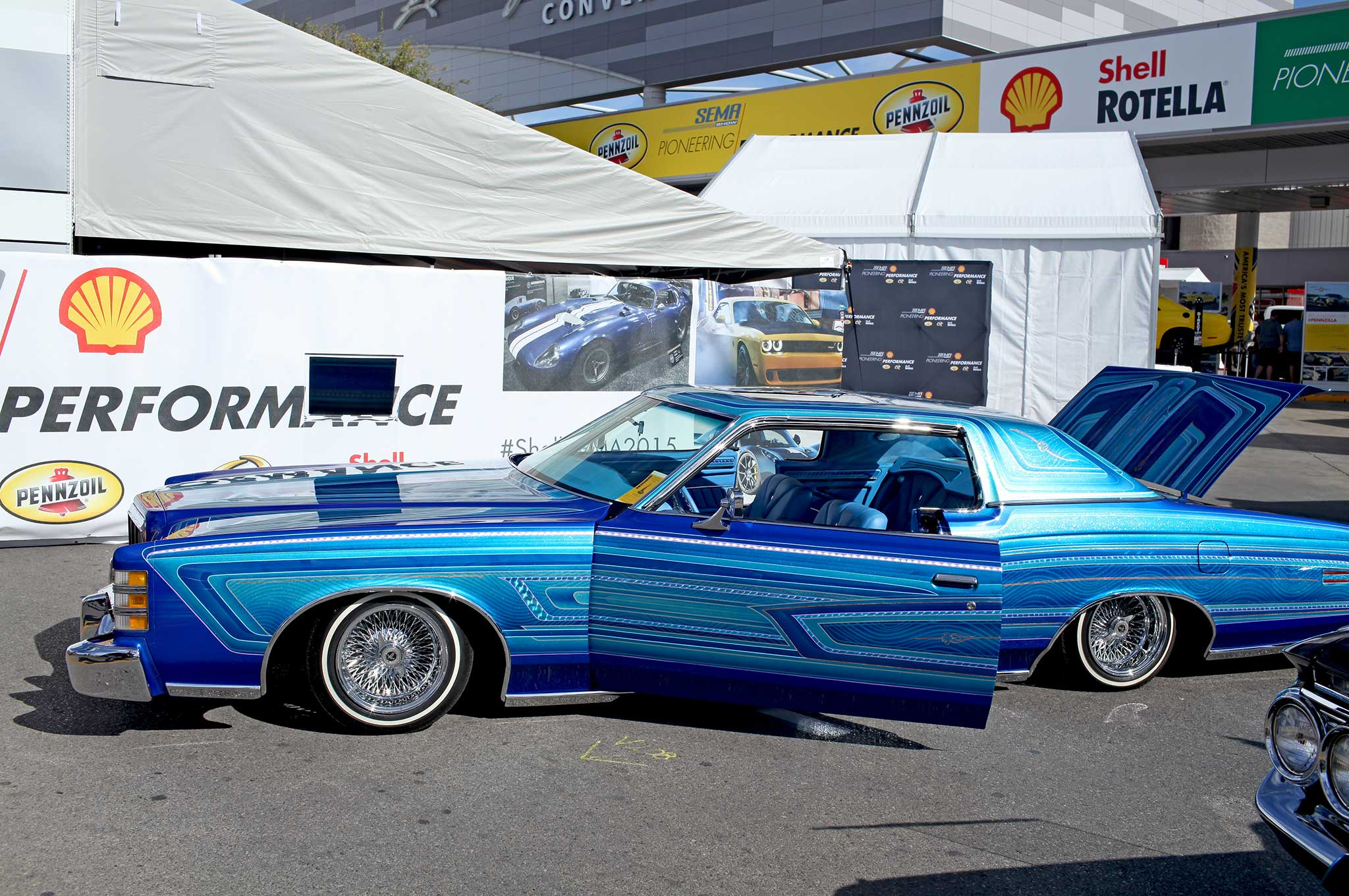 1954 Chevy Impala Lowrider