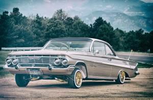 1961 Chevrolet Impala  Precious Metals  Lowrider