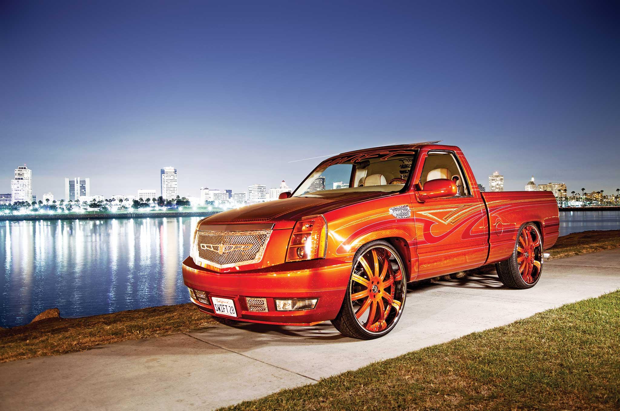 Tahoe 28 Inch Wheels