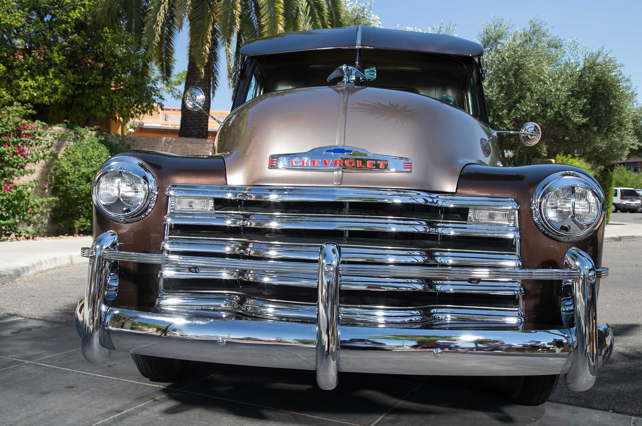 1953 Chevrolet 3100 Attention To Detail