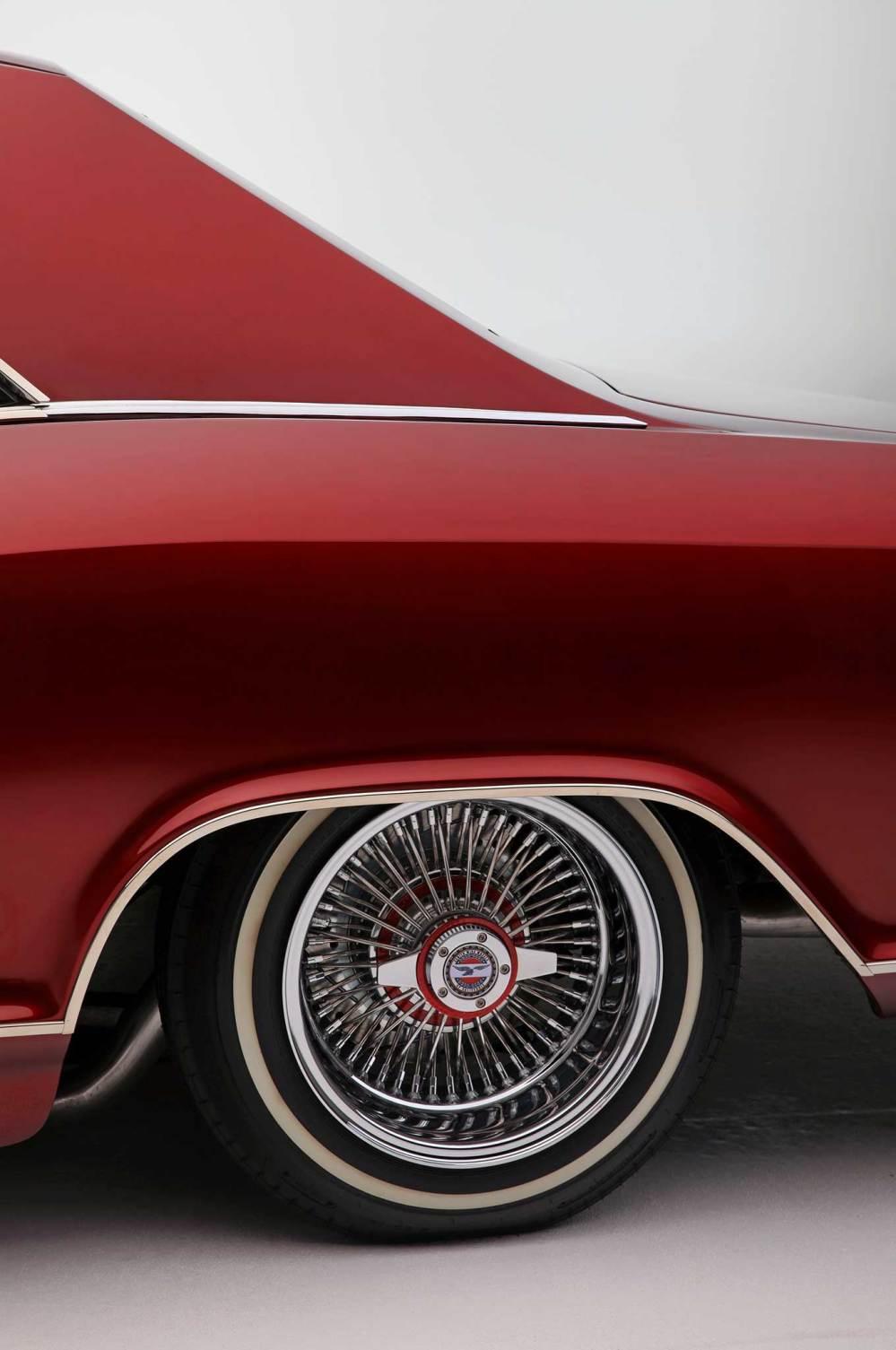 medium resolution of 1965 buick riviera chrome zenith wire wheel lowrider rh lowrider com 1965 buick riviera wiring harness 1964 buick riviera