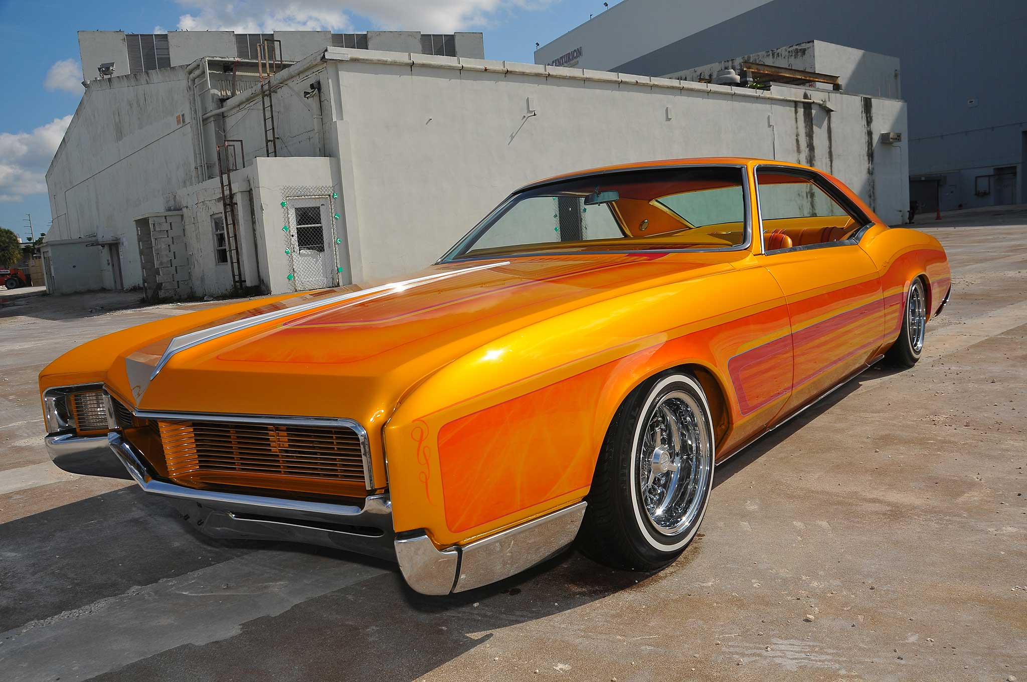 Anthony Williams Passion Led Him To A 66 Buick Riviera