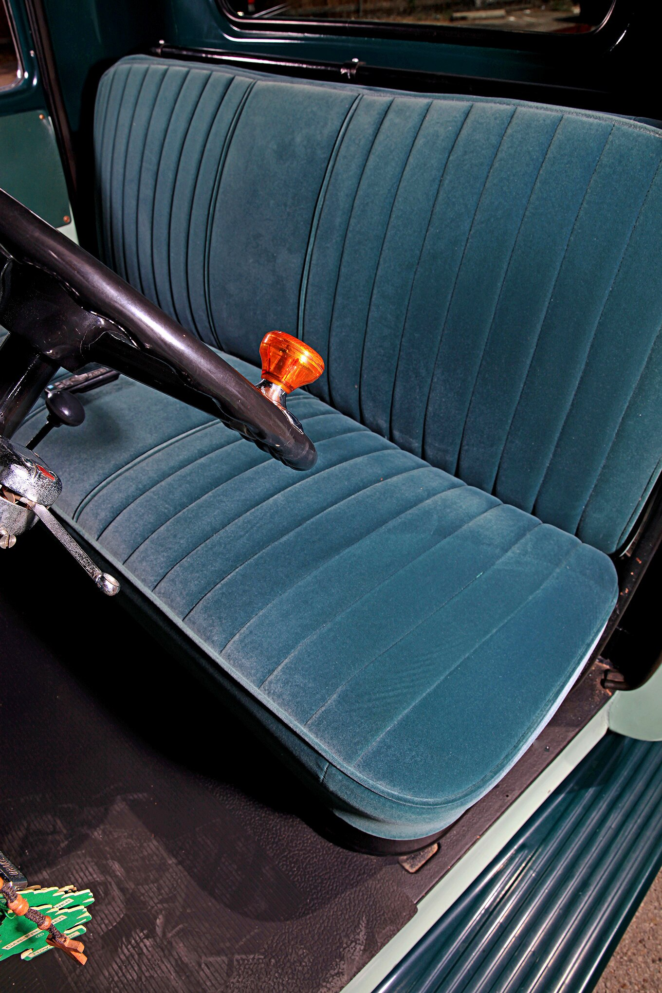 1951 Chevy Truck Seats