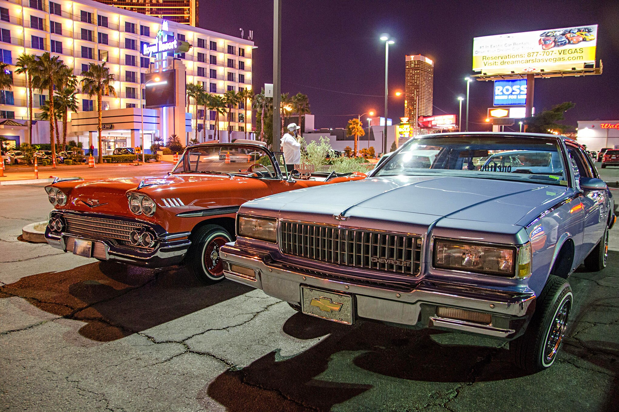las vegas cruise night