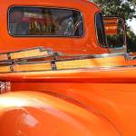 1953 Chevrolet 3100 Wood Bed Guard Lowrider