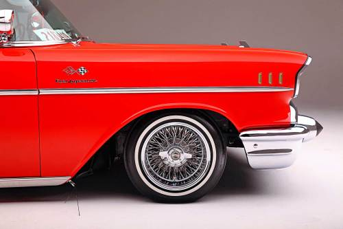 small resolution of 1957 chevrolet bel air convertible zenith wire wheel
