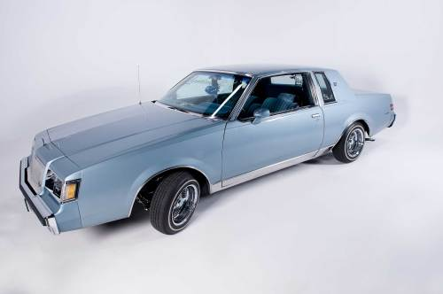 small resolution of 1980 buick regal driver side front view