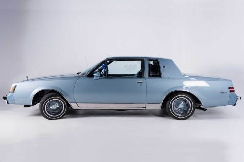small resolution of 1980 buick regal driver side profile