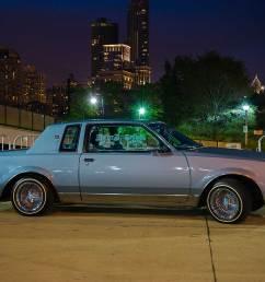 1980 buick regal passenger side profile [ 2048 x 1360 Pixel ]