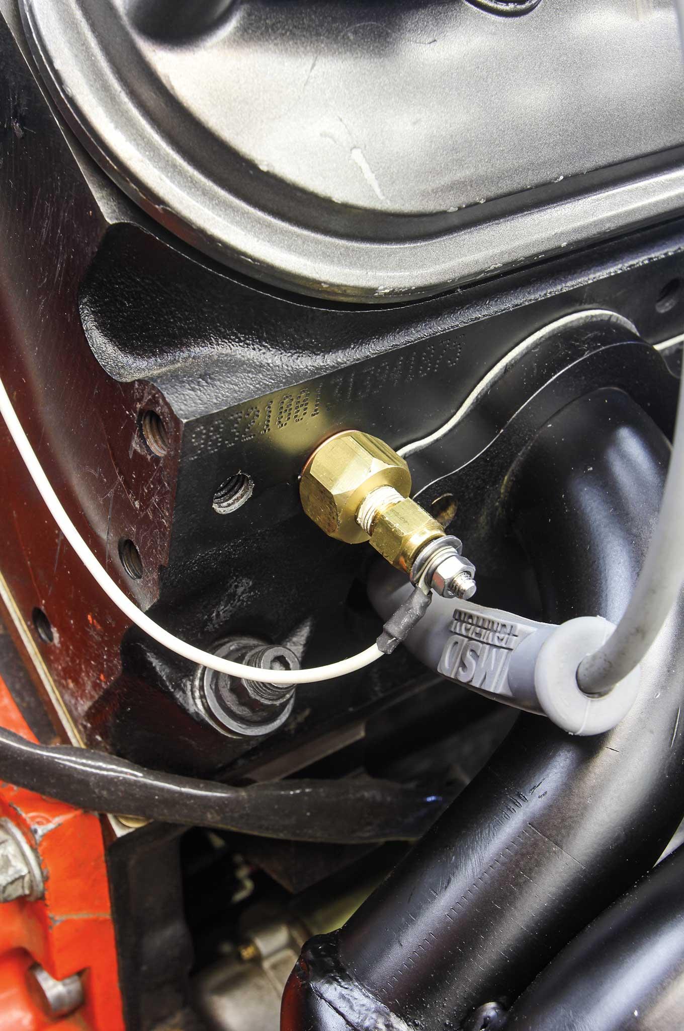 Nitrous Oil Pressure Gauge Wiring Diagram
