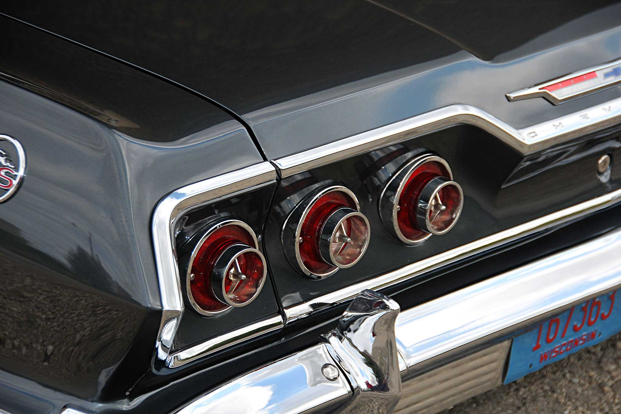 1963 impala tail light wiring diagram hopkins 6 way chevrolet ss in the shadows