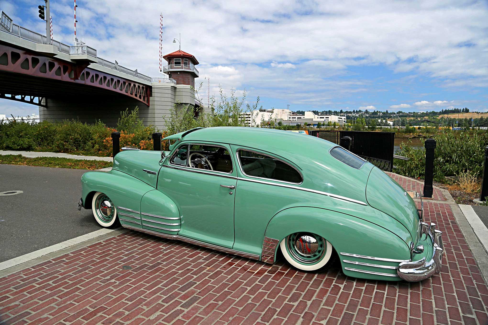 1948 Chevy Fleetline  A Piece of American History