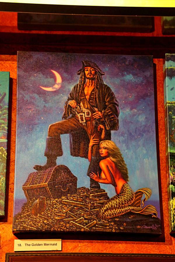 Mermaids Cove Art