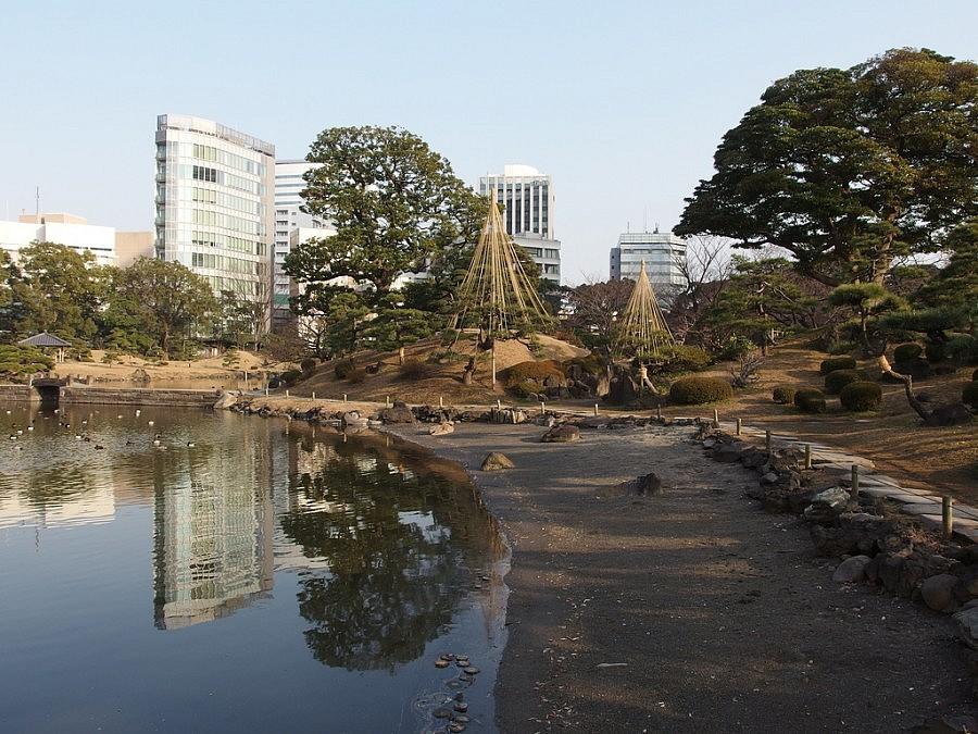Giardino Kyu Shiba Rikyu