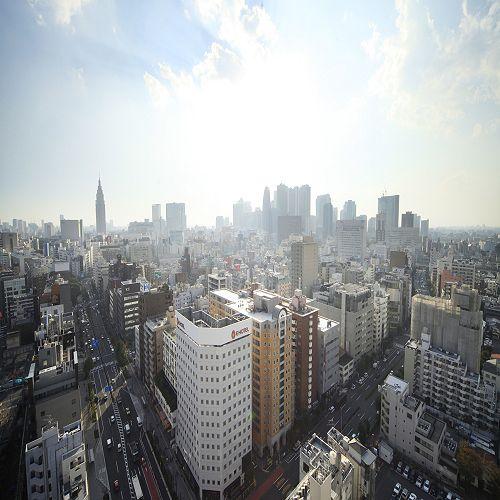 Hotel Sunroute Higashi Shinjuku  Tokyo
