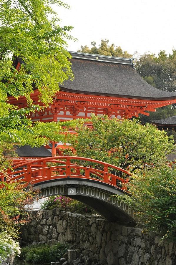 Santuari di Kamo e Shimogamo