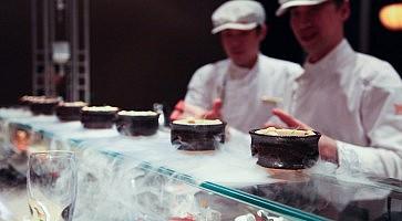 Cucina Molecolare Tokyo