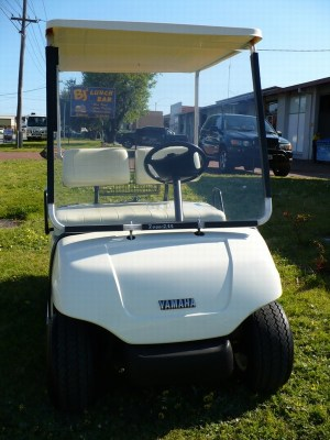 Used Yamaha G19E golf carts Year: 2000 Price: $3,350 for