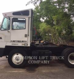 capacity yard jockey tj5000 articulated dump trucks adts  [ 1024 x 768 Pixel ]