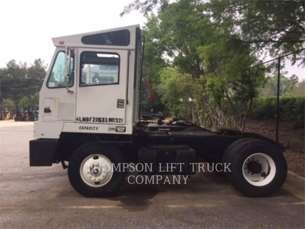 medium resolution of capacity yard jockey tj5000 articulated dump trucks adts